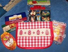 Подарки от Ирины Иж , пасхальный проект 2012