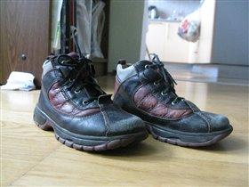 Бартек,весенние ботинки