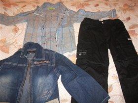 Рубашка Sela р7 брюки Sela р.7 куртка пилот Глория