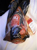 'Российский' ржаной хлеб из Глазго