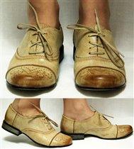 Туфли Jedrus из магазина