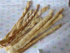 Гриссини или просто хлебные палочки!