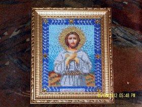 Икона Святой Алексей -человек Божий