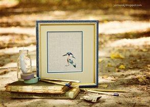 Martin-Pêcheur - Зимородок