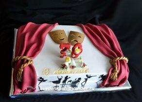 Торт Театральный