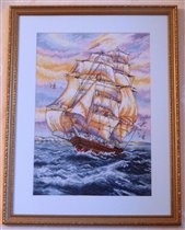 Anchor PCE946. The Galleon.