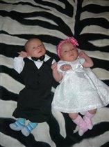 Наши двойняшки!!!