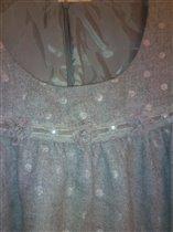 вышивка на сарафане