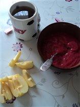 Поздний зимний завтрак