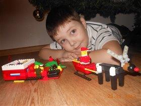 В Новый Год с LEGO