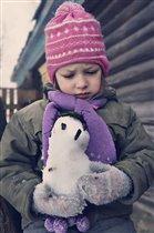 Маловичок-снеговичок