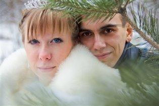 Свадебные колокола 13.01.2012.