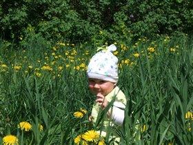 Цветочная полянка!