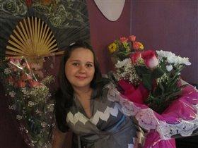 цветы на день рождение=)