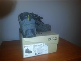 Ecco ботинки для мальчика размер 27, 2000=
