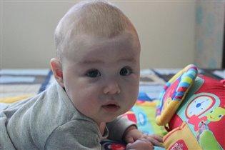 Доминик, любимый сыночек)))))