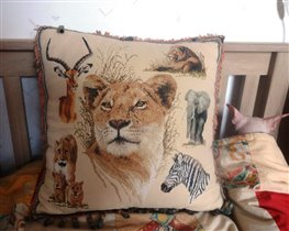 Janlynn 106-0048 Safari