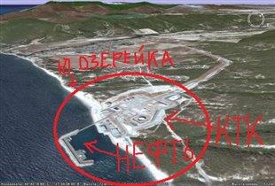 Каспийский Трубопроводный Консорциум в Южной Озере