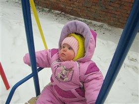 Валюшина первая зима