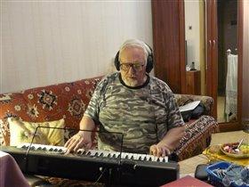 Папа музыкант