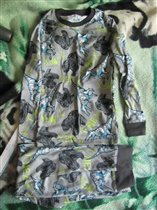 Пижама Childrensplace, размер 8