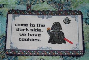 'Переходи на сторону зла, у нас есть печеньки'