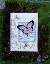 Блокнот Бабочки