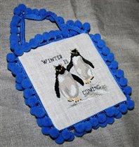Two Penguins - Lenarte