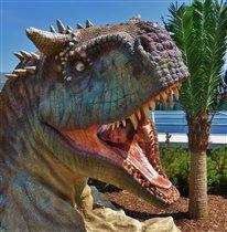 В мире динозавров: полное погружение! :)
