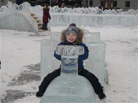 ледяной паровоз