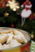 орехово-ванильные рогалики от trio_mia из жж