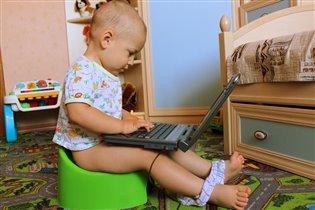 Маленький хакер