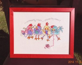 The Margaret Sherry - Knit Chicks