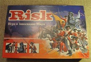 Настольная игра Риск (1000 руб.)