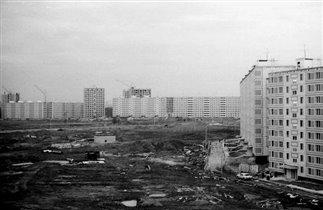 с балкона года 1970-е (конец)