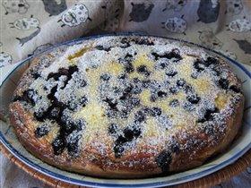 финский черничный пирог от ЧАдейки