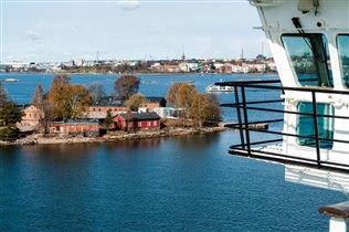 Хельсинки, островок