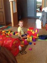 юный архитектор