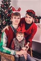 Еще один Новый год в нашей жизни!))