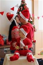 Любовь и Новый Год!