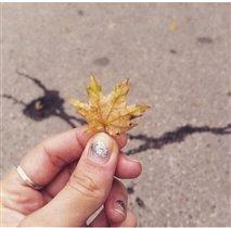 Маленькая осень:-)