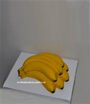 Торт Бананы