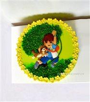 Торт Диего