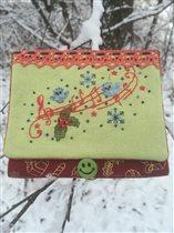 Проект  'Зимние птички' для Лёнка и Донька