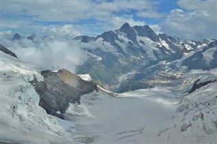 Величественная красота швейцарских Альп