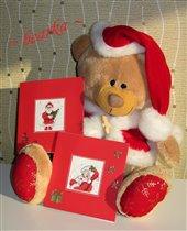 Новогодние открытки (Lanarte)