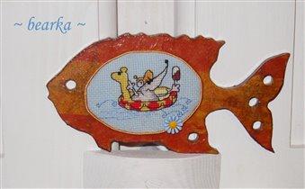 Оранайзер-рыбка 'Мечты о море'