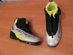 Лыжные ботинки Fisher, р.38
