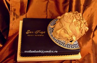 Торт Медуза Гаргона