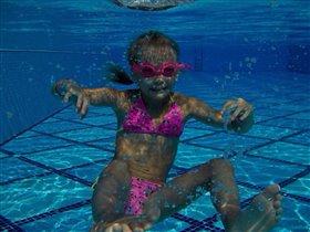 Эх, хорошо в подводном царстве!!!